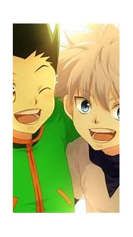Aesthetic Gon And Killua Computer Wallpapers - Wallpaper Cave