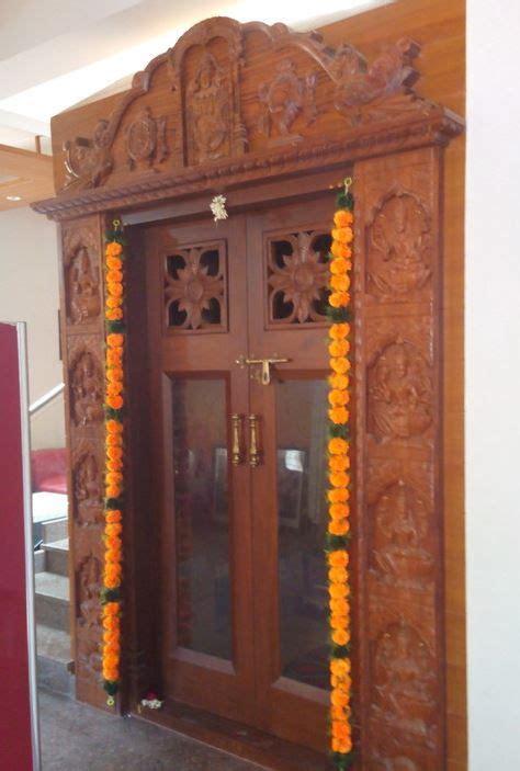 pooja room door designs room door design pooja room