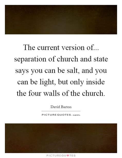 current version  separation  church  state