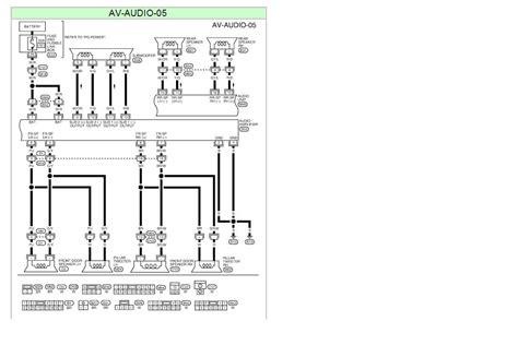 04 Nissan Sentra Wiring Diagram by Audio Wiring Diagram For 06 Nissan Sentra With Fosgate