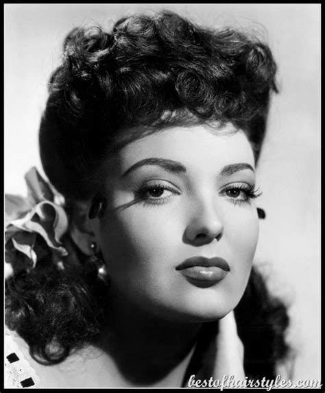 Hairstyles In The 1940s by 1940 Hairstyles