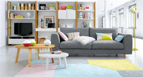 deco salon canape gris tendances déco 2014 mobilier canape deco