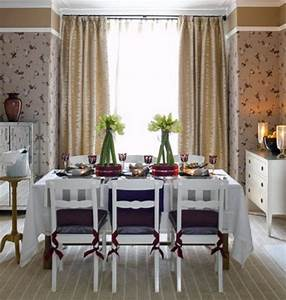cheap dining room decorating ideas to make it look With how to decorate my dining room