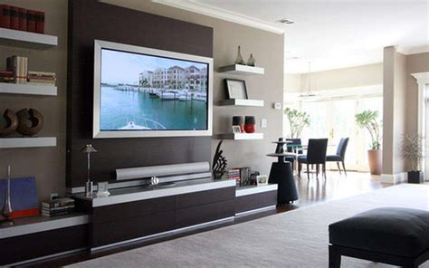 Wall Mounted Tv Media Units Droughtrelieforg