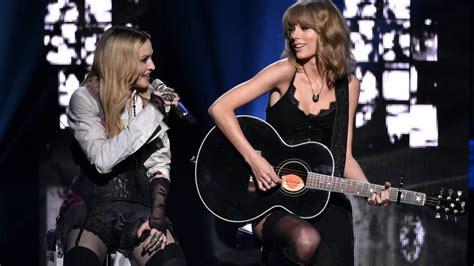 Madonna rockt mit Taylor Swift in Strapsen! – B.Z. Berlin
