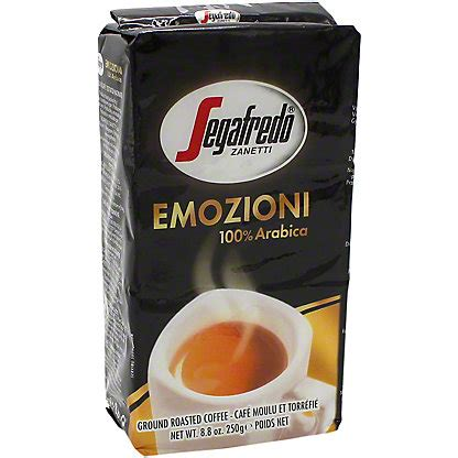 From kyoto, japan, % arabica coffee shop's new outlets are opening soon in singapore and jakarta. Segafredo Emozioni 100% Arabica Ground Coffee, 8.8 oz - Central Market