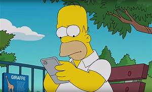 'The Simpsons' Takes On Pokemon Go in New Clip