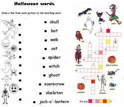 Mis En Pieces Mots Fléchés : halloween jeux de lettres anglais pinterest jeux de lettres jeux de et halloween ~ Medecine-chirurgie-esthetiques.com Avis de Voitures