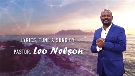 [official Lyric Video] Ps. Leo Nelson