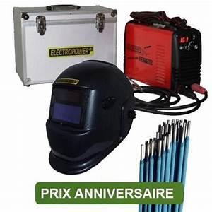 Masque De Soudure Automatique Professionnel : poste de soudure l 39 arc comparez les prix pour ~ Edinachiropracticcenter.com Idées de Décoration