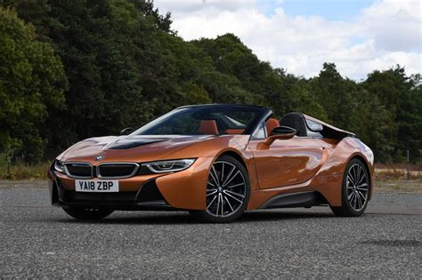 Bmw I8 Roadster Picture by New Bmw I8 Roadster 2018 Review Pictures Auto Express