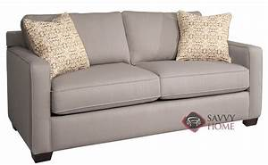 Parker fabric studio sofa by fairmont designs is fully for Design studio sectional sofa