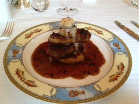 rossini cuisine filet de boeuf rossini sauce périgueux picture of