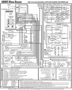 8 Best Images Of Goodman Electric Furnace Wiring Diagram
