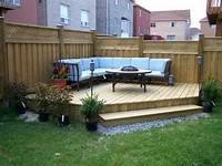 nice small patio design ideas on a budget Ayles Natural Landscaping Limited