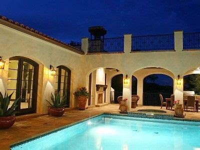 spanish style homes  courtyards spanish revival showcase home featuring  courtyar
