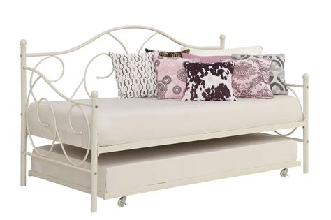 dhp furniture universal daybed trundle
