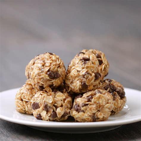 oatmeal raisin energy bites recipe  tasty