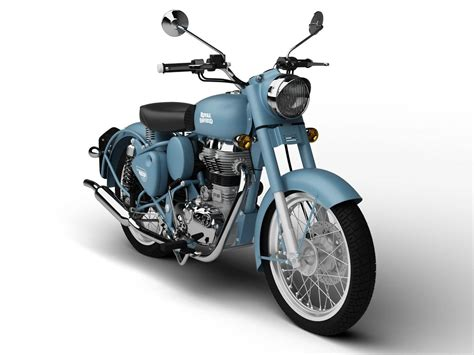 3d Royal Enfield Wallpapers by Royal Enfield Classic Squadron Blue Images Photos Hd