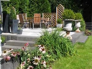 Beispiele Für Terrassengestaltung : granit terrasse mit basalt b nderung ~ Bigdaddyawards.com Haus und Dekorationen
