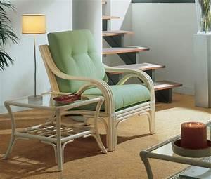 Fauteuil En Rotin : fauteuil en rotin d 39 int rieur brin d 39 ouest ~ Teatrodelosmanantiales.com Idées de Décoration
