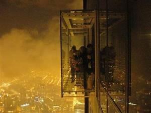 Willis Tower Skydeck At Night | www.pixshark.com - Images ...
