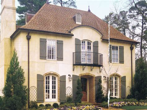 provincial architectural styles country style homes architecture