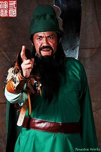 Romance Of The Three Kingdoms - Guan Yu (II) by Fenestra ...
