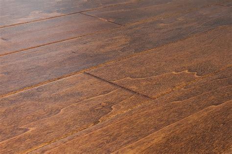 handscraped engineered wood flooring reviews jasper engineered hardwood handscraped birch collection birch havana sunrise 5 quot 1 2