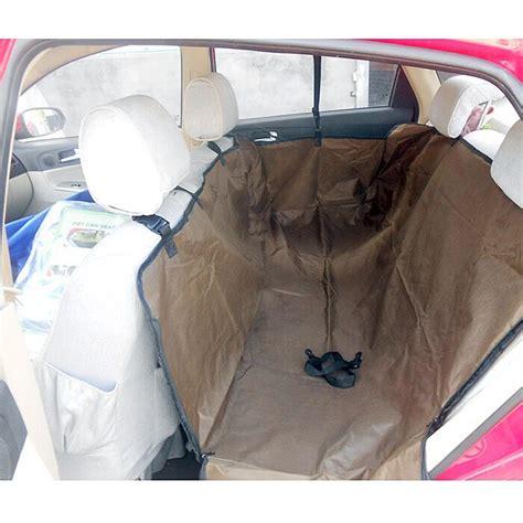 protection siege auto arriere couverture housse protection etanche siège arrière voiture