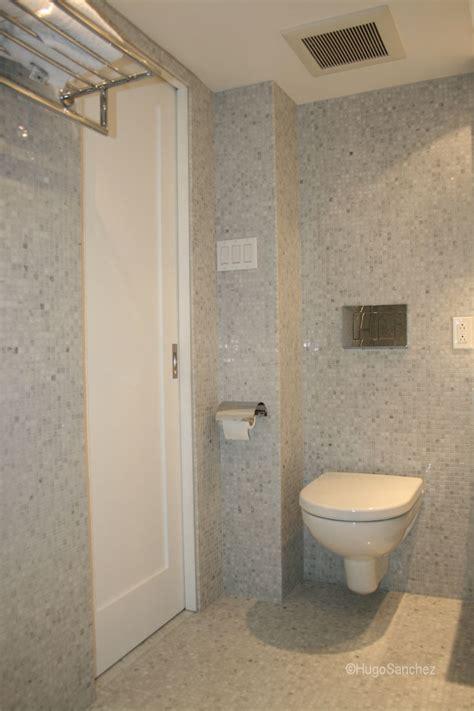 curbless mosaic shower ceramiques hugo sanchez