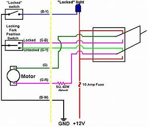 Elocker Wiring And Control
