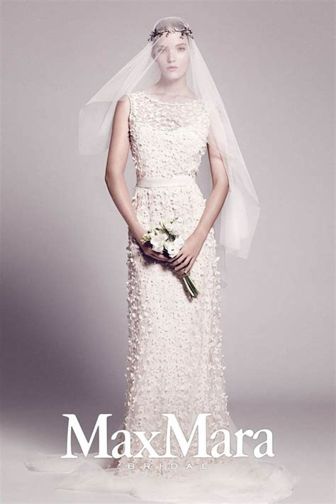 Max Mara?s Fall / Winter 2015 Wedding Gown Collection