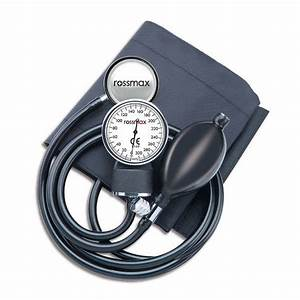 Rossmax Manual Blood Pressure Monitor