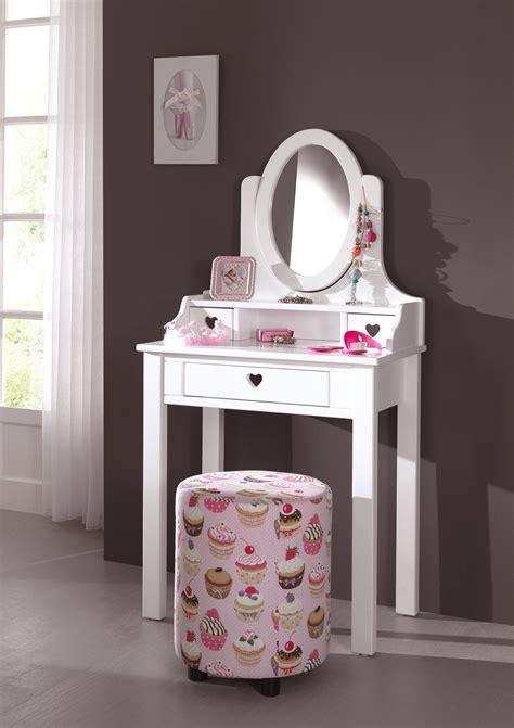 Coiffeuse Pour Chambre Fashion Designs Cool Fabuleux Bureau Pour Ado Fille Coiffeuse Fille De La