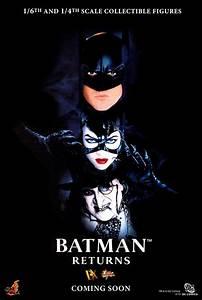 Preview 1/6 & 1/4 scale Collectible Figures: Batman ...