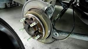 Chevrolet Impala Rear Disc Brake Replacement