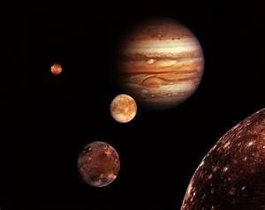 Moons Of Jupiter - Spacefan.org
