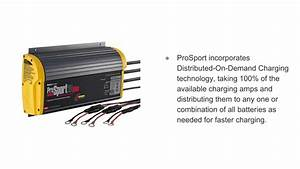 3 Bank Onboard Battery Charger