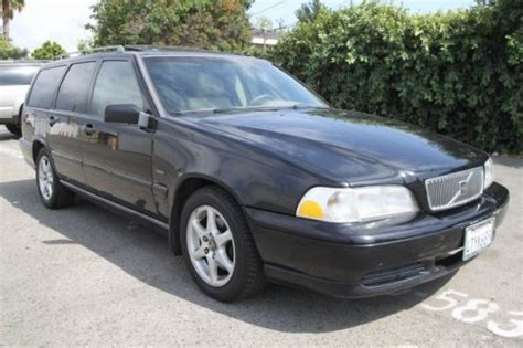 how things work cars 1998 volvo v70 head up display buy used 1998 volvo v70 glt wagon automatic 5 cylinder no reserve in orange california united