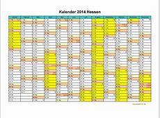 Kalender 2014 Hessen KalenderVIP