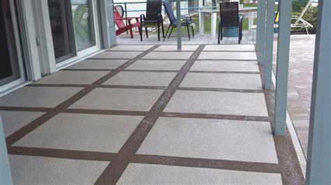 patio resurfacing tropical patio ta by coastal