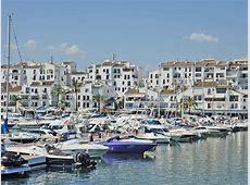 Luxury Villas for sale in Marbella's Marina of Puerto Banús