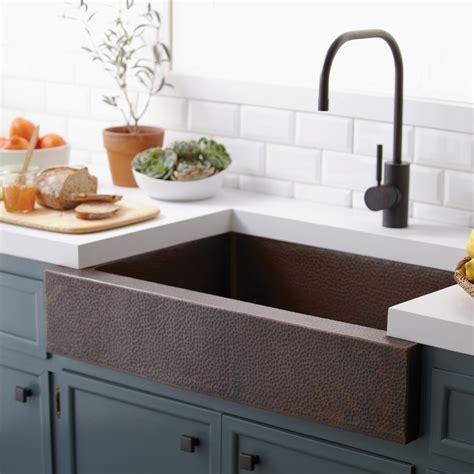 copper kitchen sinks luxury copper kitchen sinks trails