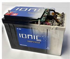 12 Volt 100ah Lithium Deep Cycle Battery