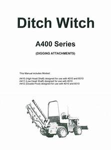 Ditch Witch 1330 Parts Diagram