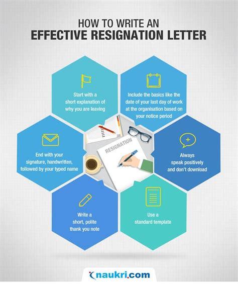 sample resignation letter format resignation letters