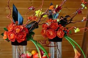 Aranjamente florale nunta tematica de toamna Iasi