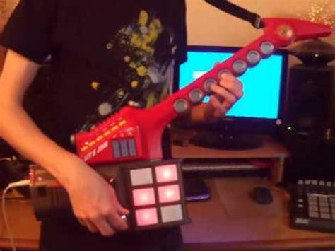 Circuit Bent Heavy Bass Let Jam Toy Guitar Youtube