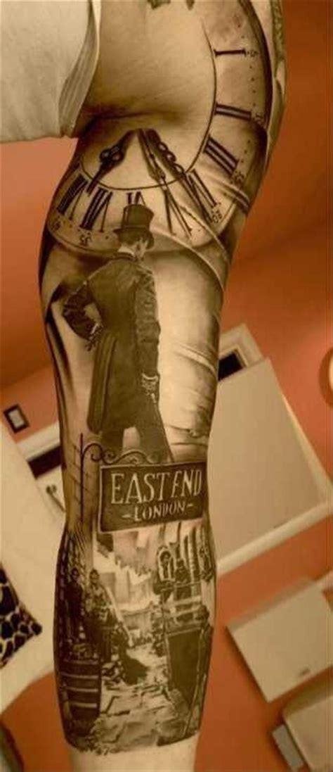 tattoos full man sleeve tattoo dump  day